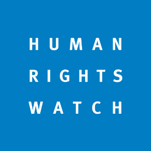 Human Rights Watch Logo Partenaire