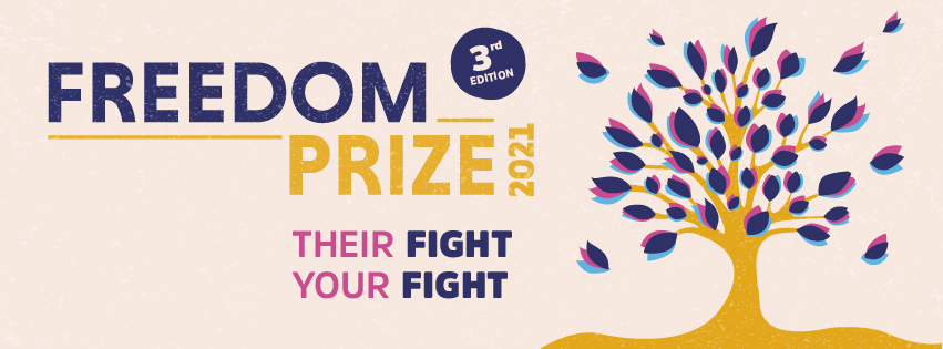 Freedom Prize 3rd edition